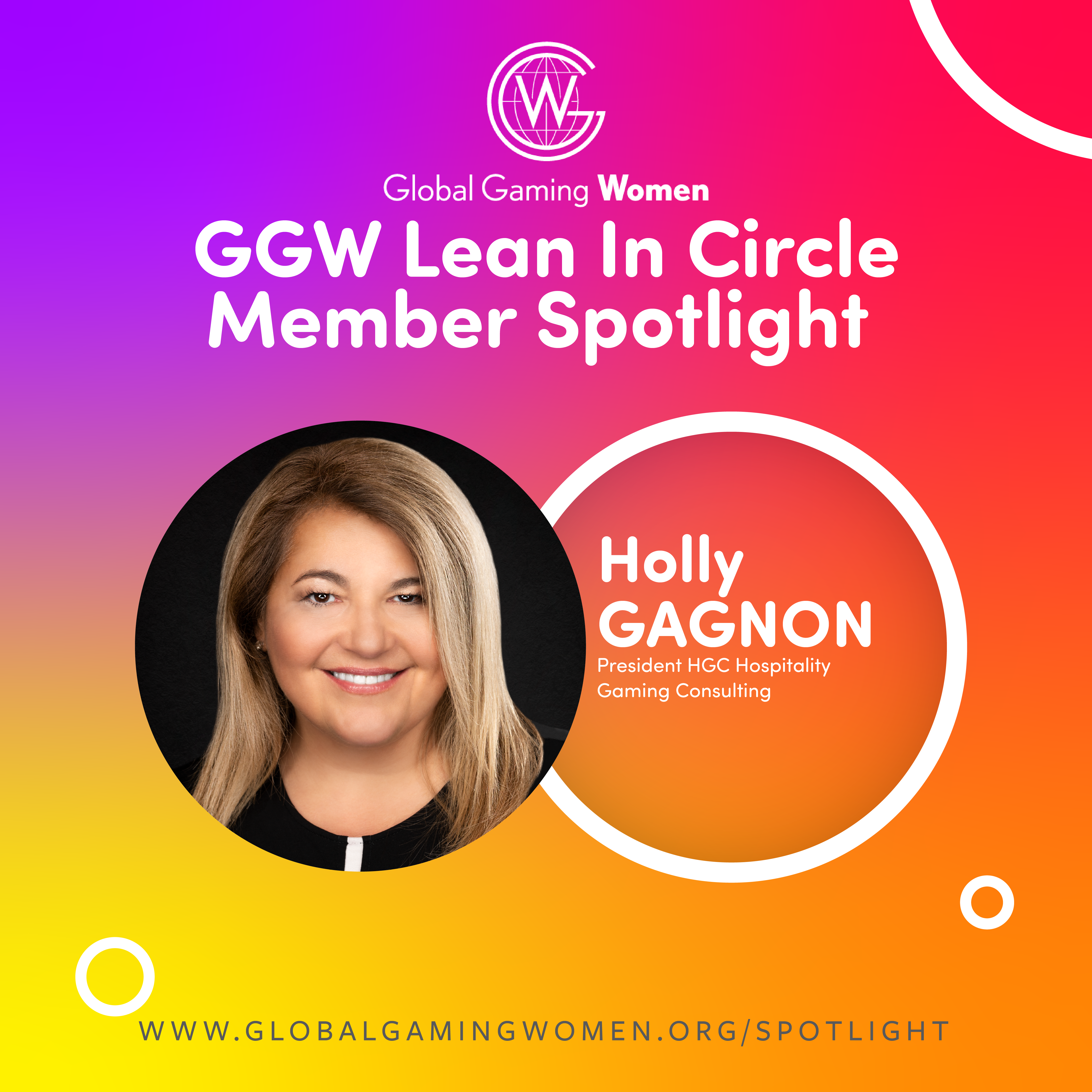 Member Spotlight: Holly Gagnon